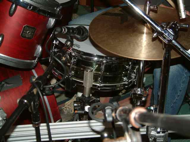 royer sf24 tubetech eq gt vipre 122 on snare and kick. Black Bedroom Furniture Sets. Home Design Ideas
